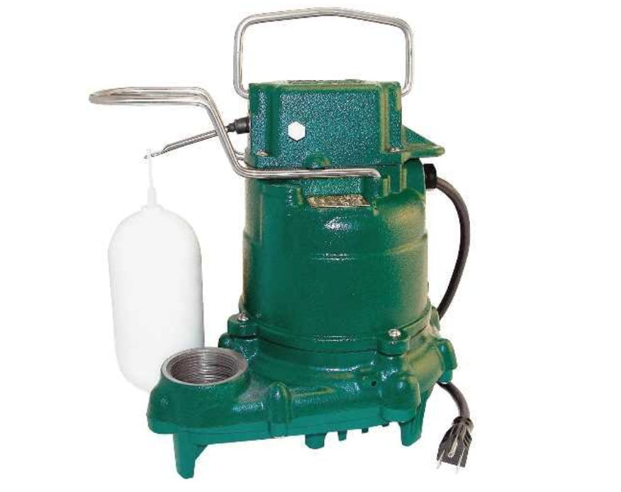 Zoeller Mighty-mate Submersible Sump Pump