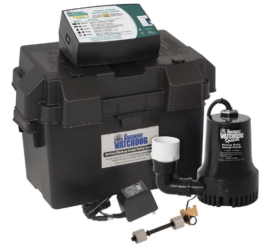 Basement Watchdog BWSP 1730 basement sump pump