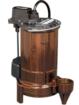 liberty pumps 287 home sump pump